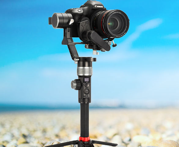 AFI PhoeniX D3 Handheld 3 Axis Stabilizer Gimbal For DSLR Camera